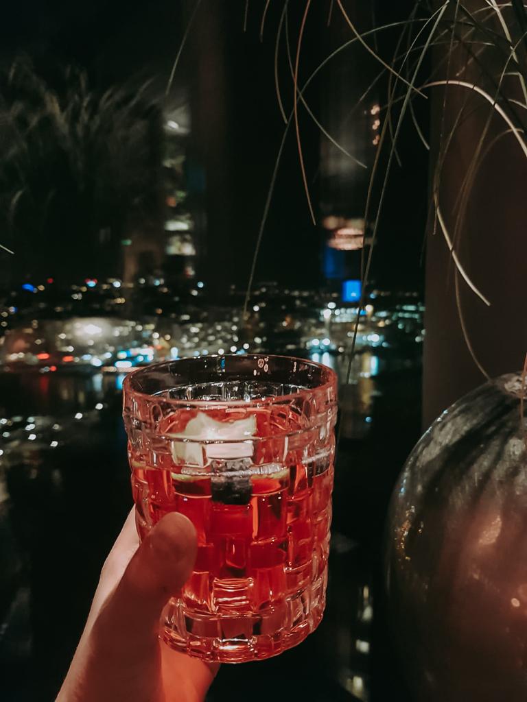 clarion helsinki hotel drinkki
