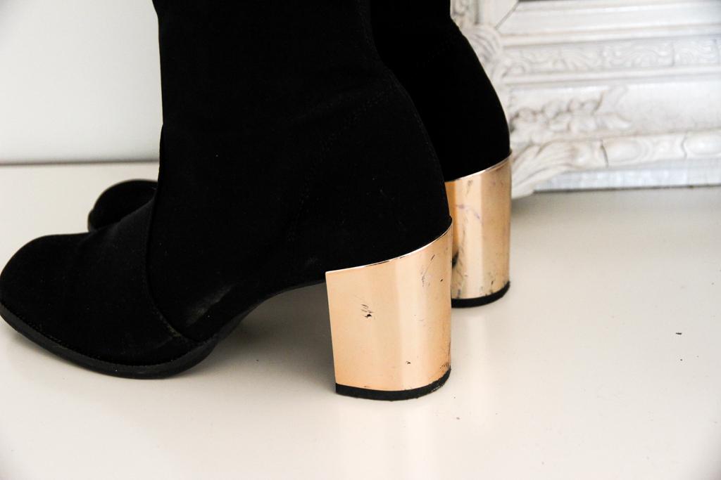 minimalistinen kenkäkokoelma