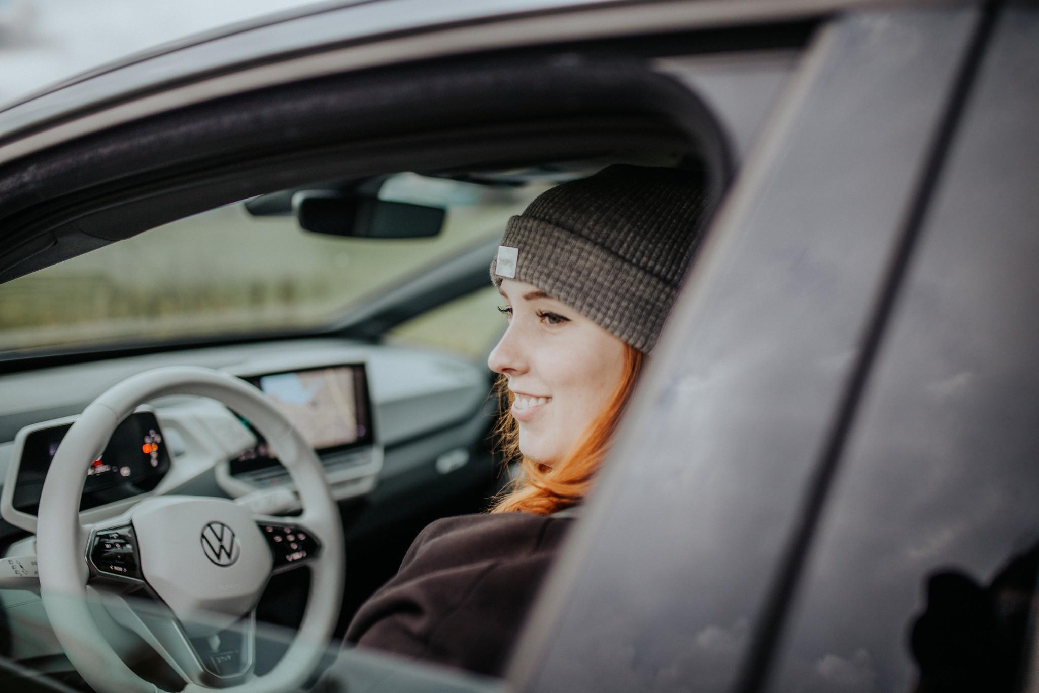 Volkswagen id.3 id3 sähköauto