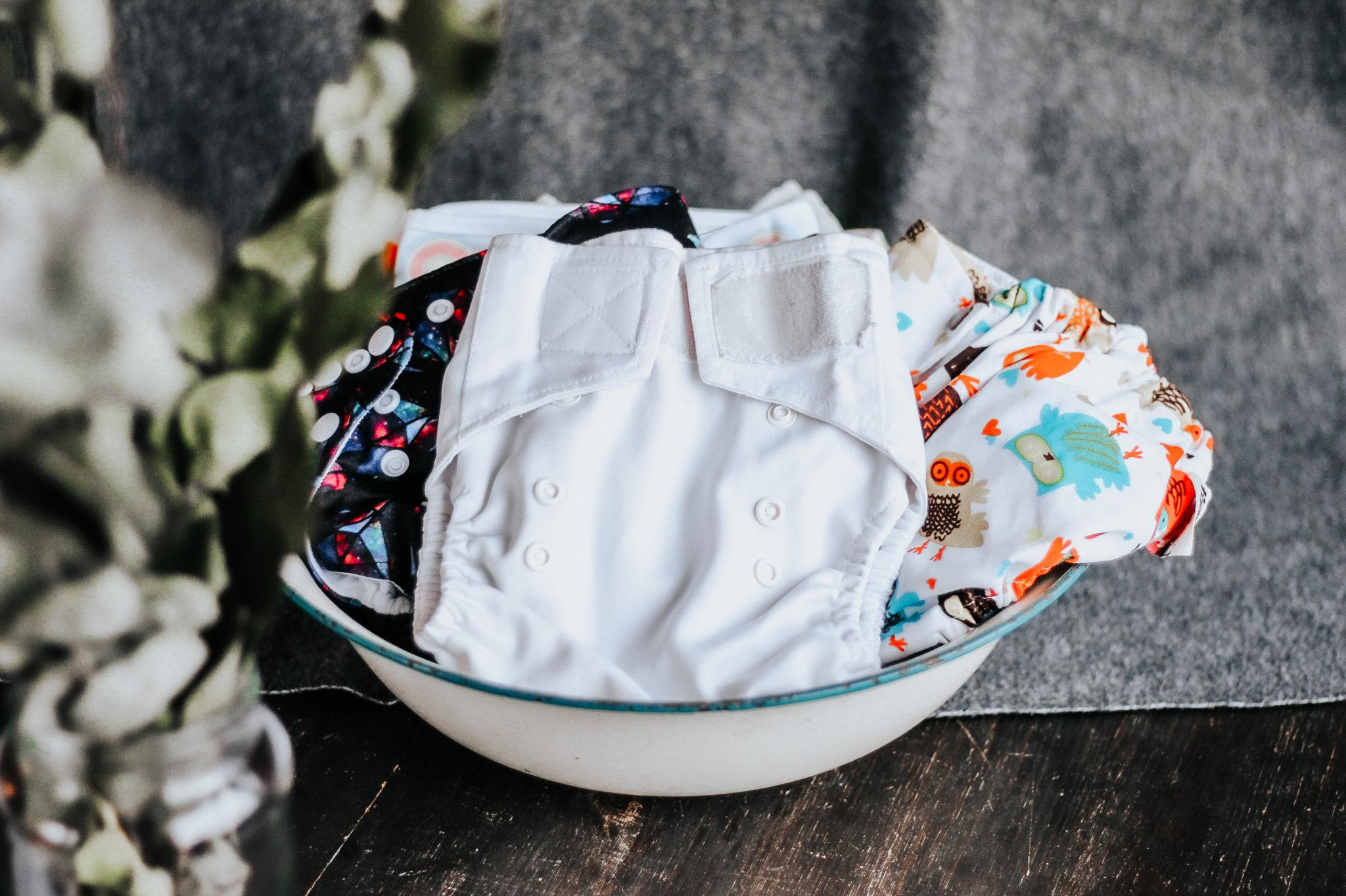 babydot kestovaippa taskuvaippa käytetyt kestovaipat
